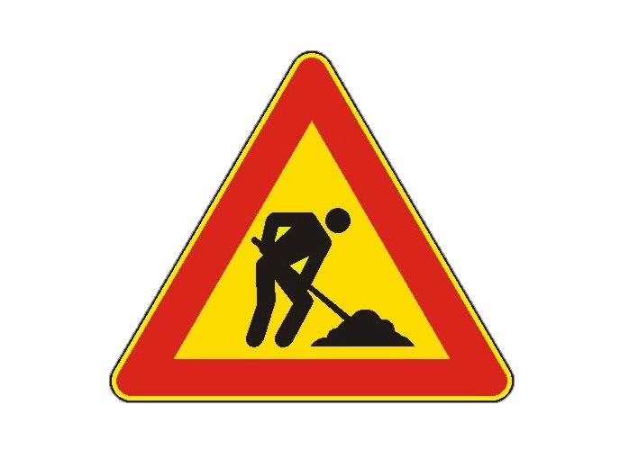 Lavori stradali